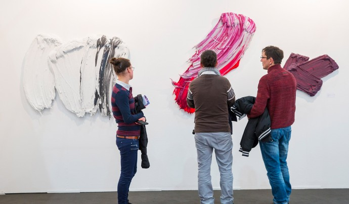 A.R. Penck at Galerie Michael Schultz