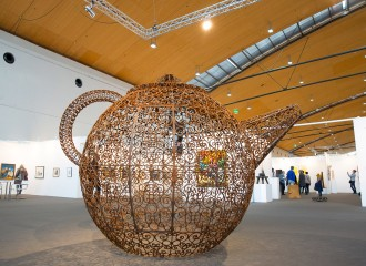 Solo exhibition for Joana Vasconcelos