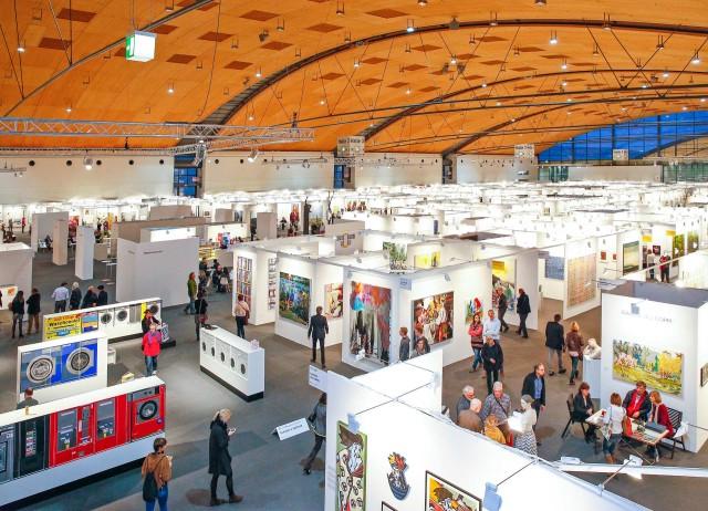 The Art Fair International Fair For Classic Modern And