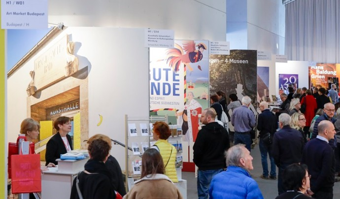 Museumsmeile - Stand buchen