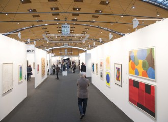 art KARLSRUHE: The Love of Art Motivates the Purchasers Here